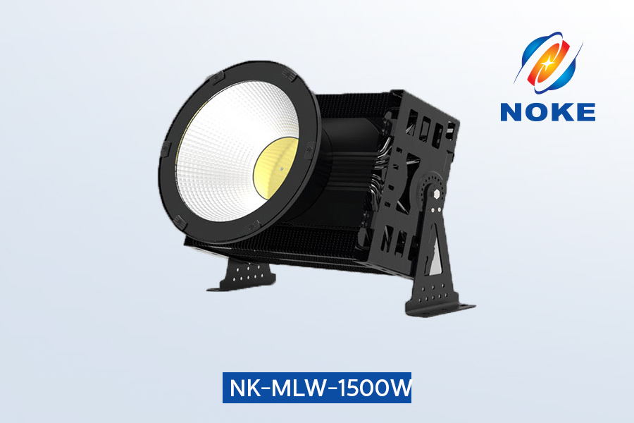 led high mast light for sdatium light