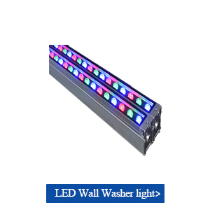 dmx512 led wall washer light