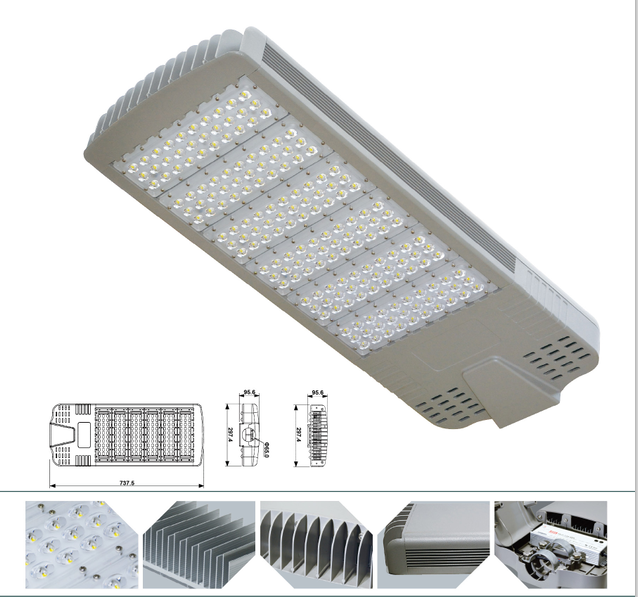 For-Street-Highway-and-Parking Lot Led Area Light