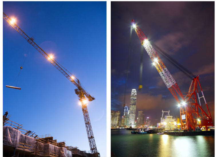 Led Tower Crane Light For Stadium Light 300w Led High Mast