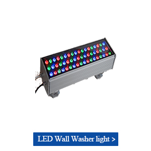 led wall waher light