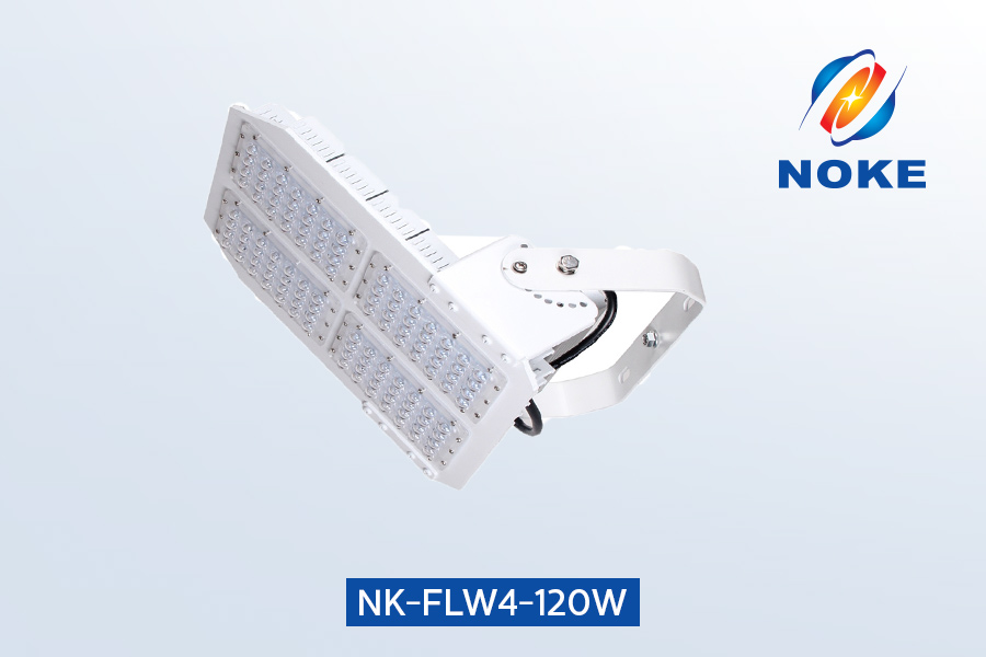 recharagable led flood light